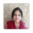 Author photo. Gita V. Reddy