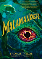 Malamander (The Legends of Eerie-on-Sea) by…