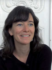 Author photo. Valérie Manteau