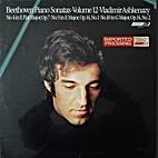 Piano sonatas 4, 9 & 10 by Ludwig van…