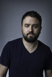 Author photo. David Arnold