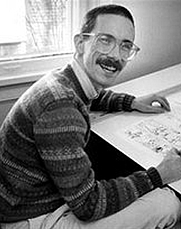 Author photo. Bill Watterson (author webpage)