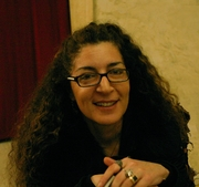 Author photo. Cortesia dell'autore: LaPizia <a href=&quot;http://it.wikipedia.org/wiki/File:Melania_Mazzucco.JPG&quot; rel=&quot;nofollow&quot; target=&quot;_top&quot;>http://it.wikipedia.org/wiki/File:Melania_Mazzucco.JPG</a>