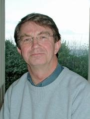 Author photo. Professor Richard Fawcett