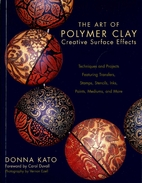 The Art of Polymer Clay Creative Surface…