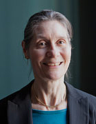 Author photo. Jane E. Henderson [credit: King's College London]