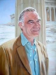 Author photo. Portrait by Christopher Cole