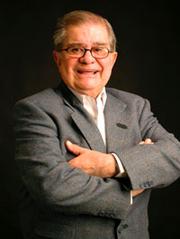 Author photo. Miguel León-Portilla