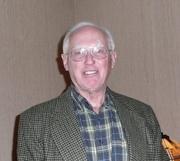 Author photo. Benjamin W. Farley