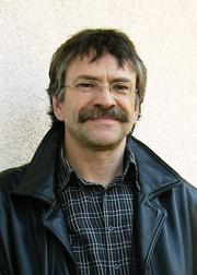 Author photo. Bernd Franzinger