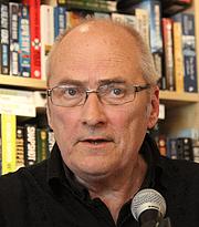 Author photo. Photo by Johan Anglemark.