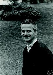 Author photo. Theodor Bröcker. Photo by Konrad Jacobs.
