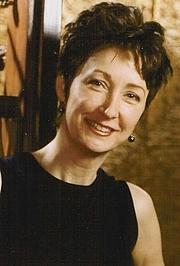 Author photo. Barbara Robinette Moss