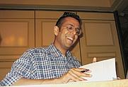 Author photo. Credit: Steve Trigg, 2005, Brisbane