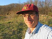 Author photo. Stephen Cresswell