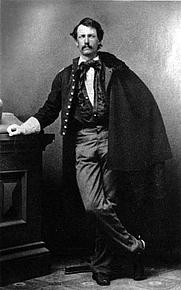 Author photo. public domain ca. 1865