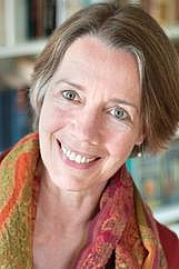 Author photo. Franziska Stalmann