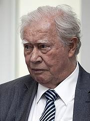 Author photo. Hans Mommsen (2013) © Olli Eickholt / Wikimedia Commons (CC BY-SA 3.0 LU)