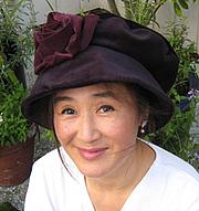 Author photo. Belle Yang