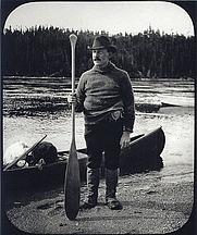 Author photo. By Dillon Wallace - The Lure of the Labrador Wild (1903) and <a href=&quot;http://findermaker.blogspot.com/2009_09_01_archive.html&quot; rel=&quot;nofollow&quot; target=&quot;_top&quot;>http://findermaker.blogspot.com/2009_09_01_archive.html</a>, Public Domain, <a href=&quot;https://commons.wikimedia.org/w/index.php?curid=19076018&quot; rel=&quot;nofollow&quot; target=&quot;_top&quot;>https://commons.wikimedia.org/w/index.php?curid=19076018</a>