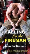 Falling for the Fireman (The Bachelor…
