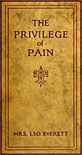 The privilege of pain by Caroline Kane Mills…