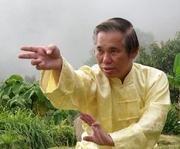 Author photo. Sifu Wong Kiew Kit