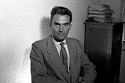 Author photo. Richard Nimmerrichter, June 1954 / Photo © <a href=&quot;http://www.bildarchivaustria.at&quot;>ÖNB/Wien</a>