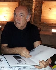Author photo. Horacio Altuna/photo by Coentor