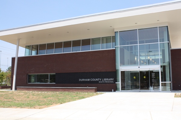 Durham County Library South Regional In Nc Librarything Local