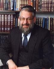 "Author photo. Prof. Lawrence H. Schiffman (courtesy of the author) <a href=""http://www.nyu.edu/gsas/dept/hebrew/skirball/schiffman/""> New York University faculty page</a>"