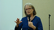 Author photo. Nancy Pickard. Photo courtesy Bonner Springs Library.