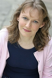 Author photo. Usborne Publishing