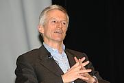 Author photo. Riccardo Illy. Photo by Niccolò Caranti.