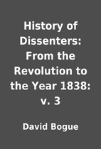 History of Dissenters: From the Revolution…