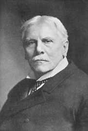 Author photo. Image from <b><i>In many pulpits with Dr. C. I. Scofield</i></b> (1922)