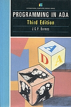 Programming in Ada by J.G.P. Barnes