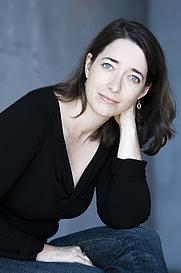 Author photo. Laura M. Flynn