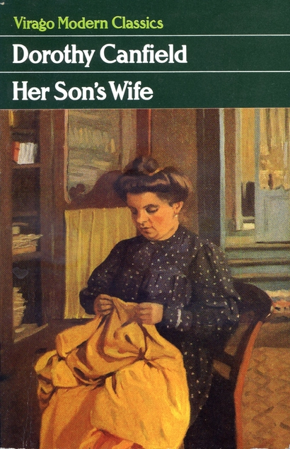 Her Son's Wife cover