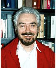 Author photo. Tom Veitch