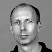 Author photo. Armin Lindauer