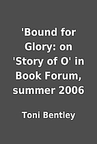 'Bound for Glory: on 'Story of O' in Book…