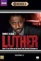 Luther: The Complete Second Season by Sam…