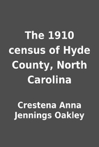 The 1910 census of Hyde County, North…