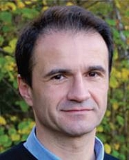 Author photo. Rodrigo Caballero [from Author biography page in Physics of the Atmosphere, IOP Publishing, 2014]