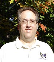 Author photo. Victor R. Volkman