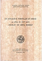 Un voyageur portugais en Perse au…