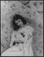Author photo. Photo by Carl Van Vechten, May 23, 1958 (Library of Congress, Prints & Photographs Division, Carl Van Vechten Collection, Digital ID: van 5a52732)