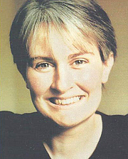 Author photo. Dr. Mary Laven