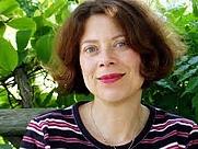 Author photo. Sabine Ludwig